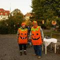 unsere Herbstfest-Maskottchen