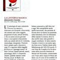 """Recensione sulla Rivista """"Amadeus"""" di ottobre 2016"""