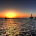 Sonnenuntergang bei Daedalus