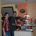 Tante Sabine und Onkel Frank
