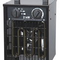 Calentador electrico, 2KW