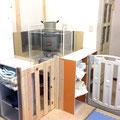 暖房・加湿用ストーブ