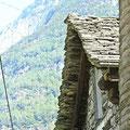 Ein altes Bergdorf im Valle Verzasca