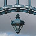 Kaiser-Wilhelm-Brücke - Wilhelmshaven