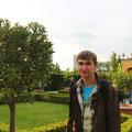 Norman im Italienischer Renaissance-Garten
