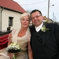 Hochzeit mit Ines, April 2009