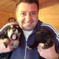 Hundenachwuchs im Dezember 2009