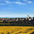 Pergkirchen - Nordwestansicht