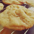 WHITE CHOCOLATE CHIP MACADAMIA COOKIES