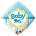 balon baby shower chłopiec