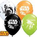 balony z helem star wars