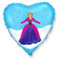 balon z helem serce anna