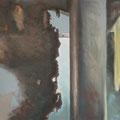 Rost und Meer II, 50 x 70 cm