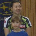 Jiadou Wu und Mia