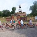 7km Fahrrad-Marathon nach Polen