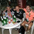 Alfons, Martin und Alex