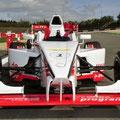 Formel 1 selber fahren Rennwagen Rennstrecke