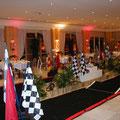 Monte Carlo Formel 1 Balkon
