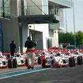Rennwagen fahren auf dem Nürburgring selber fahren