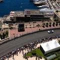 Formel 1 Terrasse Balkon Monaco, Monte Carlo