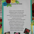 poème Mony de juin