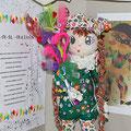 poupée arlequin bal du 6 mars 2016