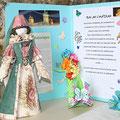 poupée renaissance bal château Apremont du 3 avril 2016