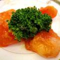 高知産フルーツトマトの海鮮チリソース煮