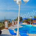Ammodernamento di una casa vacanze  con  piscina (dopo)