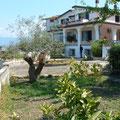 Agropoli: Ammodernamento di una casa vacanze  con  piscina (prima)