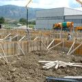 Cicerale: Stabilimento industriale (1500 mq) adibito alla produzione di tubi e sifoni in polipropilene (in corso)