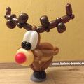 BF31: Rudolf aus Ballons