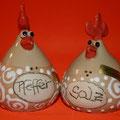 Salz/ Pfeffer Hühnchenpaar Artikel-Nr. 2105/ 24 €
