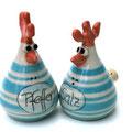 Salz/ Pfeffer Hühnchenpaar Artikel-Nr. 2134 / 24 €