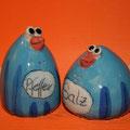 Salz/ Pfeffer Vogelpaar Artikel - Nr. 2001 / 19,- €