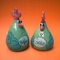Salz/ Pfeffer Hühnchenpaar Artikel-Nr. 2137/ 24  €