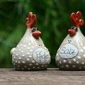 Salz/ Pfeffer Hühnchenpaar Artikel-Nr. 2127/ 24 €