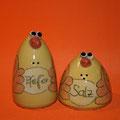 Salz/ Pfeffer Vogelpaar Artikel - Nr. 2148 / 19,- €