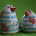 Salz/ Pfeffer Vogelpaar Artikel - Nr. 2007 / 19,- €