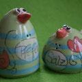 Salz/ Pfeffer Vogelpaar Artikel - Nr. 2012 / 19,- €