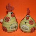 Salz/ Pfeffer Hühnchenpaar Artikel-Nr. 2108/ 24 €