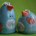 Salz/ Pfeffer Vogelpaar Artikel - Nr. 2005 / 19,- €