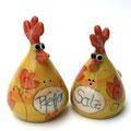 Salz/ Pfeffer Hühnchenpaar Artikel-Nr. 2133 / 24 €