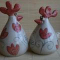 Salz/ Pfeffer Hühnchenpaar Artikel-Nr. 2120/ 24 €