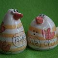 Salz/ Pfeffer Vogelpaar Artikel - Nr. 2009 / 18,- €