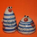 Salz/ Pfeffer Vogelpaar Artikel - Nr. 2004 / 19,- €