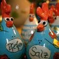 Salz/ Pfeffer Hühnchenpaar Artikel-Nr. 2129/ 24 €
