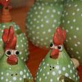 Salz/ Pfeffer Hühnchenpaar Artikel-Nr. 2126/ 24 €