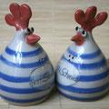 Salz/ Pfeffer Hühnchenpaar Artikel-Nr. 2110/ 24 €