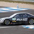 Bruno Spengler DTM Test Oschersleben 2008